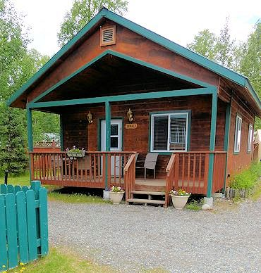 The Denali Cabin
